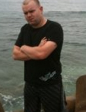 chris 33 y.o. from USA