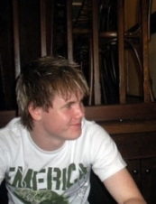 Stian 31 y.o. from Norway